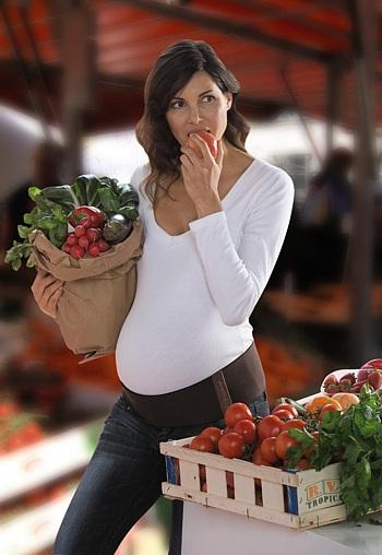 ból pleców podczas ciąży