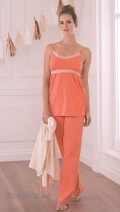 piżama do karmienia i ciążowa Anita 1245